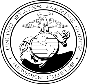 us marines corps Logo Vector