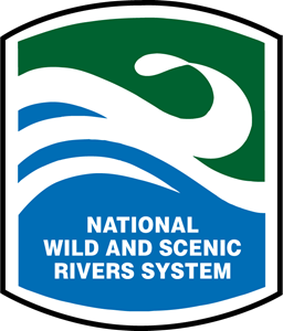 US National Wild and Scenic Rivers System Logo Vector