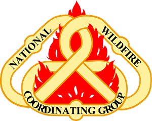US National Wildfire Coordinating Group Logo Vector