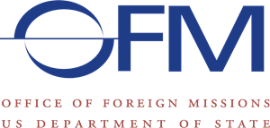 US Office of Foreign Missions Logo Vector