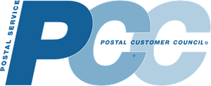 US Postal Service Postal Customer Council Logo Vector