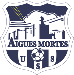 US Salinieres Aigues Mortes Logo Vector