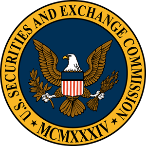 US Securities and Exchange Commission Logo Vector