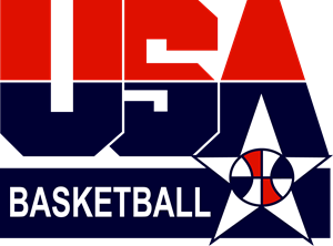 USA Basketball Logo Vector