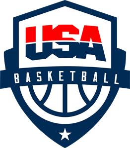 USA BASKETBALL TEAM Logo Vector