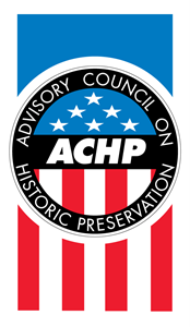 USA Dvisory Council on Historic Preservation Logo Vector