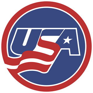 USA Hockey Logo Vector