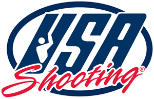 USA Shooting Logo Vector