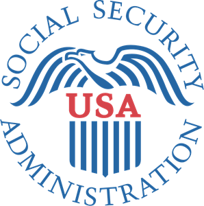 USA Social Security Administration Logo Vector