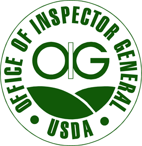 USDA Office of Inspector General Logo Vector
