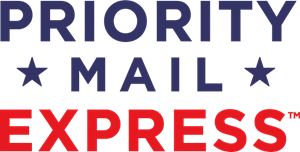 USPS Priority Mail Express Logo Vector