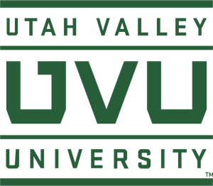 Utah Valley University (UVU) Logo Vector