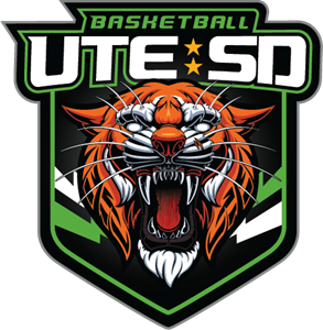 UTE SD BASKETBALL Logo Vector