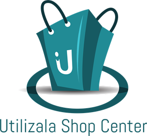 Utilizala Shop Center Logo Vector