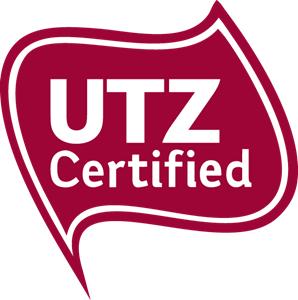 UTZ Certified Logo Vector