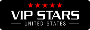 VIP Stars of United States Logo Vector