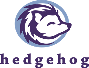 VODW Hedgehog Logo Vector