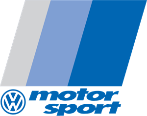VW Motorsport Logo Vector