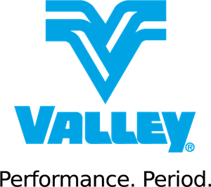 Valley Center Pivots Logo Vector
