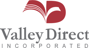Valley Direct Inc. Logo Vector