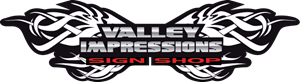 Valley Impressions Logo Vector