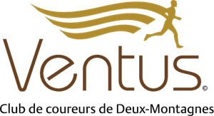 Ventus Running Club Logo Vector