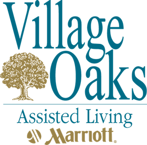 Village Oaks Logo Vector
