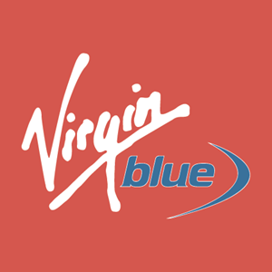 Virgin Blue Logo Vector