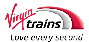 Virgin Trains Logo Vector