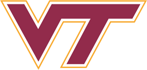 Virginia Tech Hokies Logo Vector