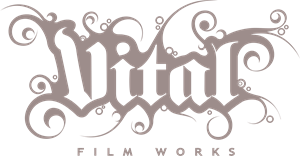 Vital FIlm Works Logo Vector