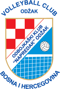 Volleyball club odzak Logo Vector