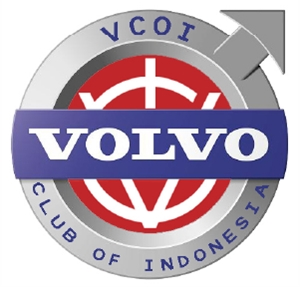 Volvo Club Of Indonesia Logo Vector