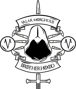 Valar brotherhood Logo Vector