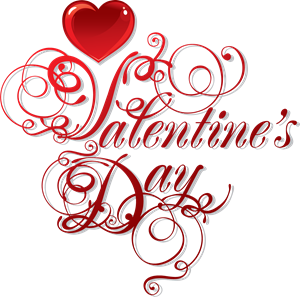 Valentine's Day Logo Vector