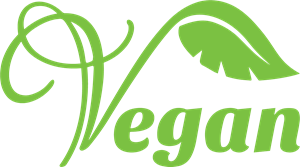 Vegan Logo Vector