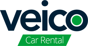 Veico Car Rental Logo Vector