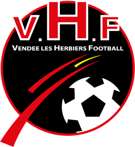Vendee Les Herbiers Football Logo Vector