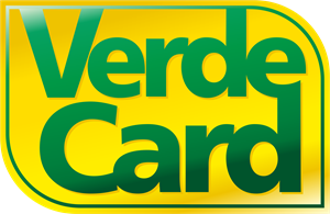 Verde Card Logo Vector