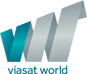 Viasat World Logo Vector