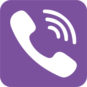 Viber Icon Logo Vector