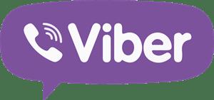 Viber Logo Vector