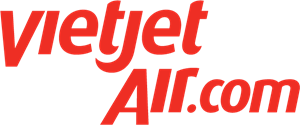 Vietjet Aviation Logo Vector