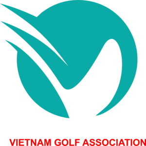 Vietnam Golf Association Logo Vector
