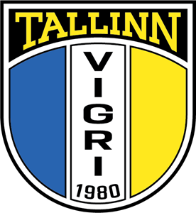 Vigri Tallinn (early 90's) Logo Vector