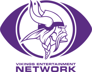 Vikings Entertainment Network VEN Logo Vector
