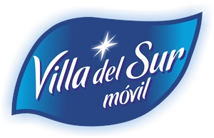 Villa del sur Movil Logo Vector