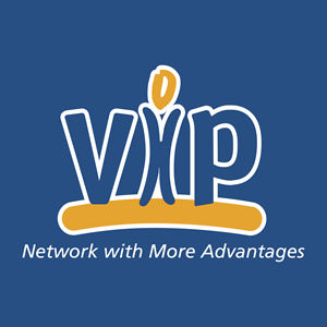 VIP network Logo Vector