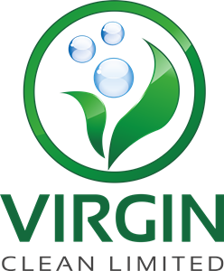 Virgin Cleaning Limited Logo Vector