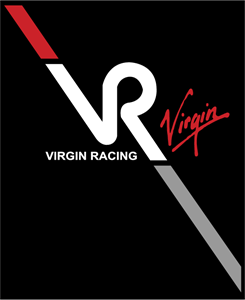 Virgin Racing F1 Team Logo Vector